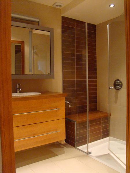 Amenagement sdb saint etienne design for Prix renovation salle de bain 7m2