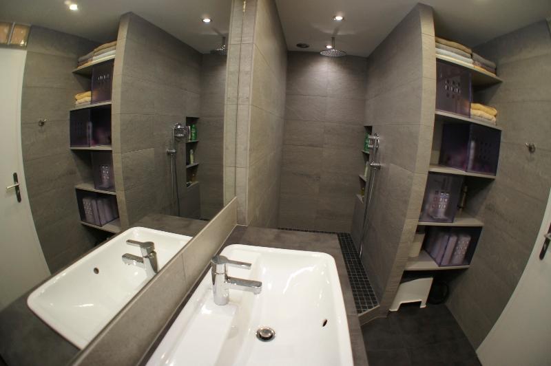 Cr ation d 39 une salle de bain batiglobal for Une salle de bain
